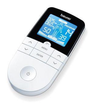 Beurer EM 49 Digital TENS/EMS-apparat 3-i-1 TENS/EMS-apparat, 1 st