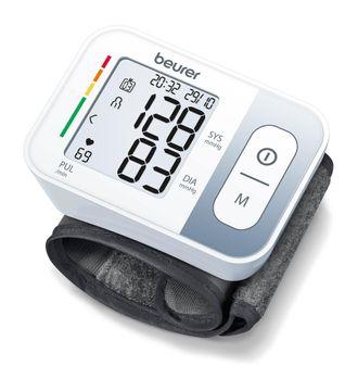 Beurer BC 28 Helautomatisk blodtrycksmätare Blodtrycksmätare för handled, 1 st