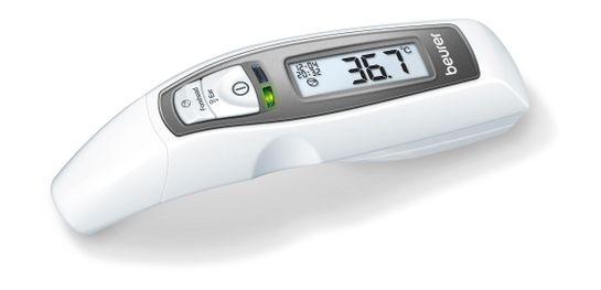 Beurer FT 65 (T) Digital febertermometer Febertermometer för öra och panna, 1 st