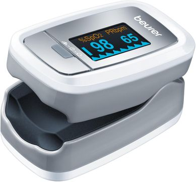 Beurer PO 30 Pulsoximeter Saturationsmätare Pulsoximeter, 1 st