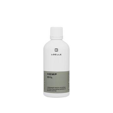 Loelle Hemp Seed Oil 100 ml