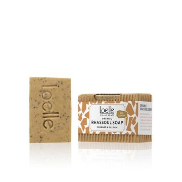 Loelle Rhassoul Soap Bar 75 g