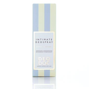 DeoDoc Travel Intimdeodorant Violet Cotton. 50 ml
