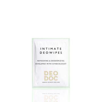 DeoDoc Intim deowipe Jasmine Pear. 10 st