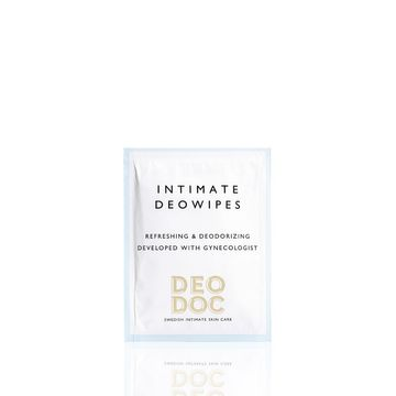 DeoDoc Intim deowipe Violet Cotton. 10 st