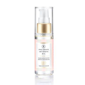 DeoDoc Pre-shave oil Olja intimrakning. 30 ml