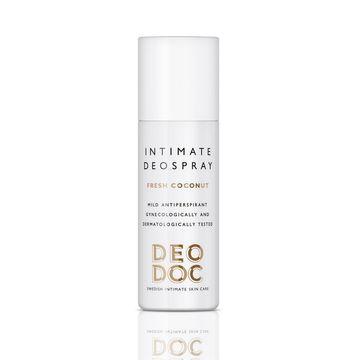 DeoDoc Intimdeodorant Coconut. 125 ml