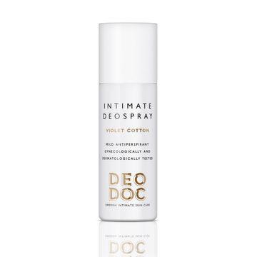 DeoDoc Intimdeodorant Violet Cotton. 125 ml