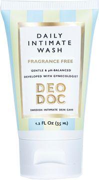 DeoDoc Travel Intimtvål Parfymfri. 35 ml