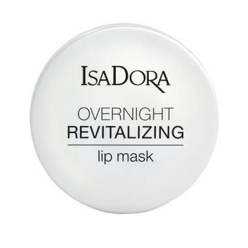 Isadora Overnight Revitalizing Lip Mask Läppmask. 5 g