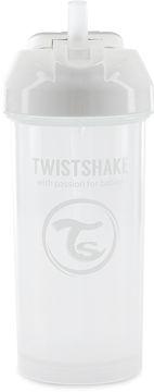 Twistshake Straw Cup Vit. Sugrörsmugg 6+ mån 360 ml. 1 st
