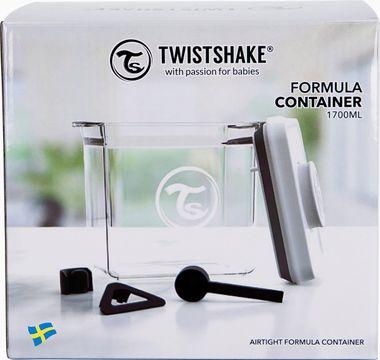 Twistshake Formula Container Pulverbehållare 1700 ml. 1 st