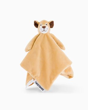 Twistshake Comfort Blanket Lejon Snuttefilt. 1 st