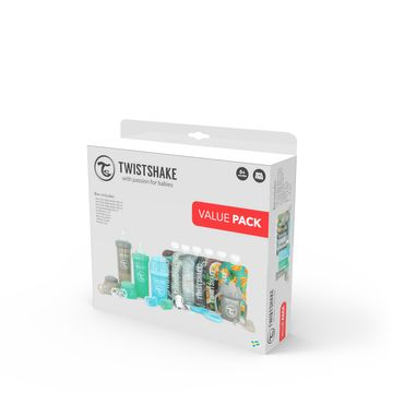 Twistshake Bottle Bundle 1 Värdepaket