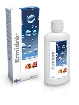 ICF Ermidra Shampoo Schampo för djur. 250 ml