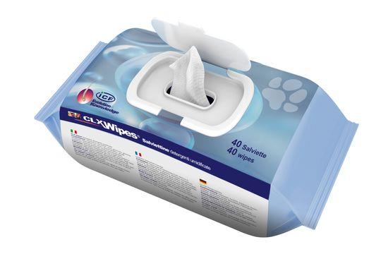 ICF CLX Wipes Våtservetter för djur. 40 st