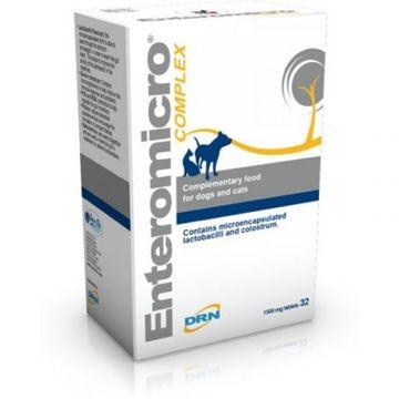 DRN Enteromicro Complex 32 tabl Tillskottsfoder. 32 st