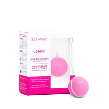 Intimina Laselle Weighted Exerciser 38 g Knipkula. 1 st