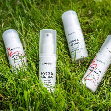 Kronans Apotek Mygg & Fästing Spray Mygg- och fästingsmedel, 50 ml