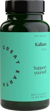 Great Earth Kalium 100 kapslar