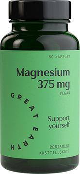 Great Earth Super Magnesium 60 kapslar