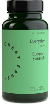 Great Earth Everyday 60 tabletter