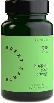 Great Earth Coenzyme Q10 50 kapslar
