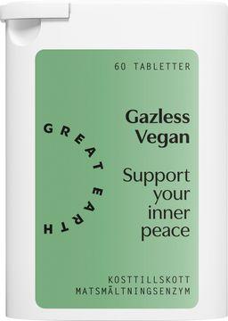 Great Earth Gazless 60 tabletter