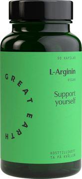 Great Earth L-Arginine 90 kapslar