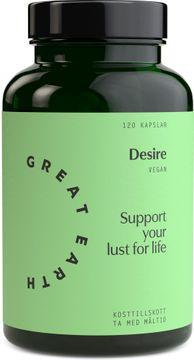 Great Earth Desire Kapsel, 120 st