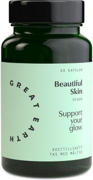 Great Earth Beautiful Skin 60 kapslar