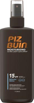 Piz Buin Ultra Light Sun Spray SPF 15 Solskydd. 200 ml