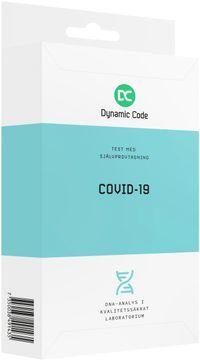 Dynamic Code Covid-19 PCR-test Test med självprovtagning, 1 st