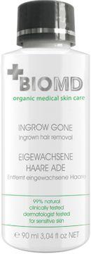 BioMD Ingrow Gone Hudlotion & hudkräm. 90 ml