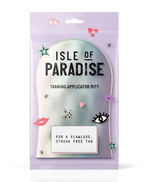 Isle of Paradise Tanning Applicator Mitt Appliceringshandske Brun utan sol, 1 st