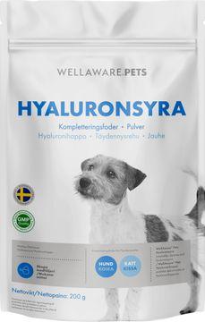 WellAware Pets Hyaluronsyra Kompletteringsfoder, 200 g