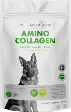 WellAware Pets Amino Collagen Kompletteringsfoder, 300 g