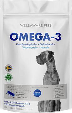 WellAware Pets Omega-3 Kompletteringsfoder, 200 st