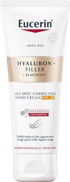 Eucerin Hyaluron-Filler + Elasticity Hand Cream Handkräm, 75 ml