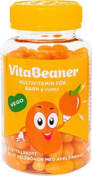 VitaBeaner Apelsin Tuggtablett, 90 st