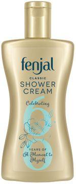 Fenjal Classic Shower Creme Duschtvål, 200 ml