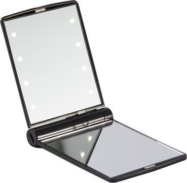 Browgame Signature LED Pocket Mirror Spegel med belysning, 1 st