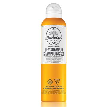 Sol de Janeiro Brazilian Joia Refreshing Dry Shampoo Torrschampo, 120 g