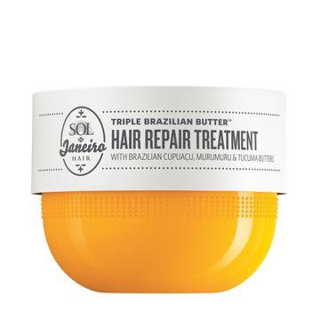 Sol de Janeiro Triple Brazilian Butter Hair Repair Treatment Hårinpackning, 238 ml