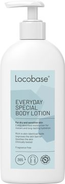 Locobase Everyday Special Body Lotion Hudkräm, 300 ml