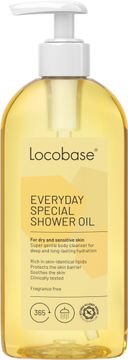 Locobase Everyday Special Shower Oil Duscholja, 300 ml