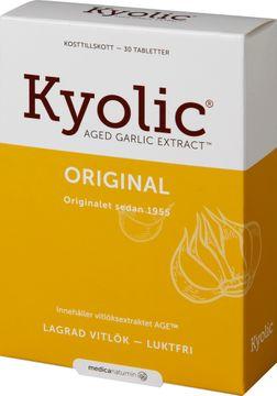 Kyolic Original Tablett, 30 st