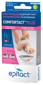 Epitact Comfortact Plus L Trampdynekuddar, 1 par