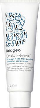 Briogeo Charcoal + Tea Tree Cooling Hydration Scalp Mask Hårbottenmask, 177 ml