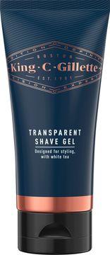 King C Gillette Shave Gel Rakgel, 150 ml